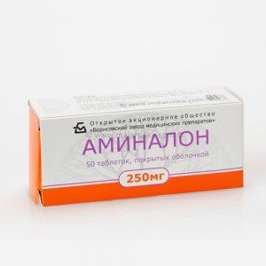 AMINALON Mala ruska apoteka