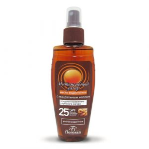INTENZIVAN TEN - vodootporno ulje za sunčanje SPF25