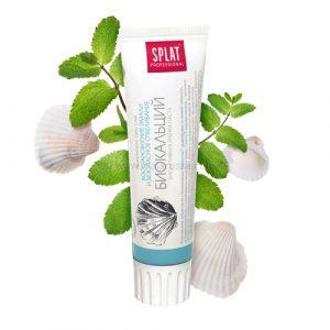 Pasta za zube BIOCALCIUM - za jačanje gleđi