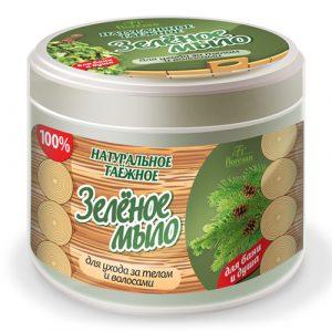 Prirodni šumski zeleni sapun