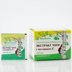 Ruski preparat ČAGA - prah u kesicama