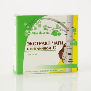 Ruski preparat ČAGA tablete