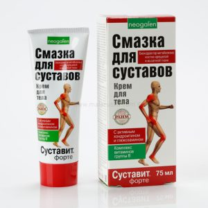 Ruski preparat SUSTAVIT FORTE - krem za telo u tubi